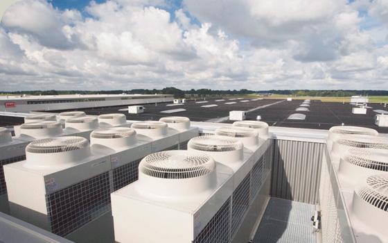 Tepelná čerpadla City-Multi (Heat Pump Boiler)