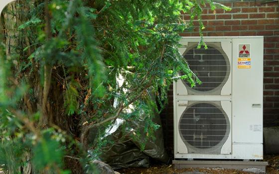 Tepelná čerpadla Zubadan Inverter – New Generation